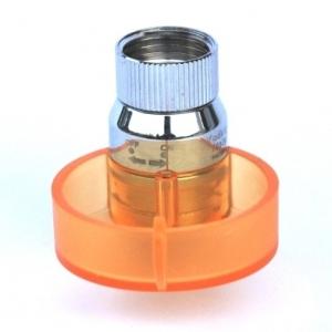 miscelatore per doccia con oli essenziali