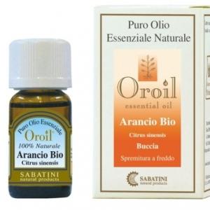Arancia dolce Olio Essenziale 10 ml