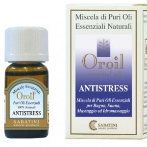 Antistress Miscela di Oli essenziali 10 ml