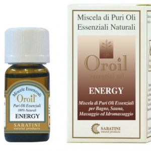 Energy Miscela di Oli essenziali 10 ml