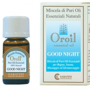 Good night Miscela di Oli essenziali 10 ml