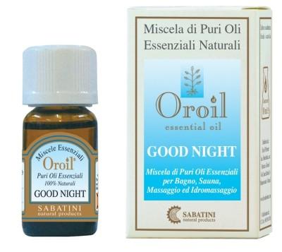 Good night Miscela di Oli essenziali 10 ml