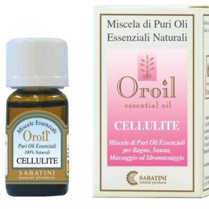 Cellulit Miscela di Oli Essenziali 10 ml