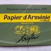 Carta Aromatica Papier d'Arménie Classica