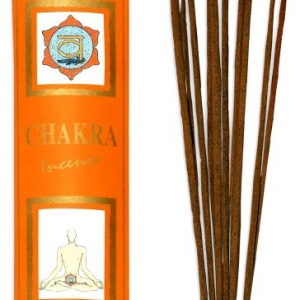 2° Swadhistana Chakra Incense