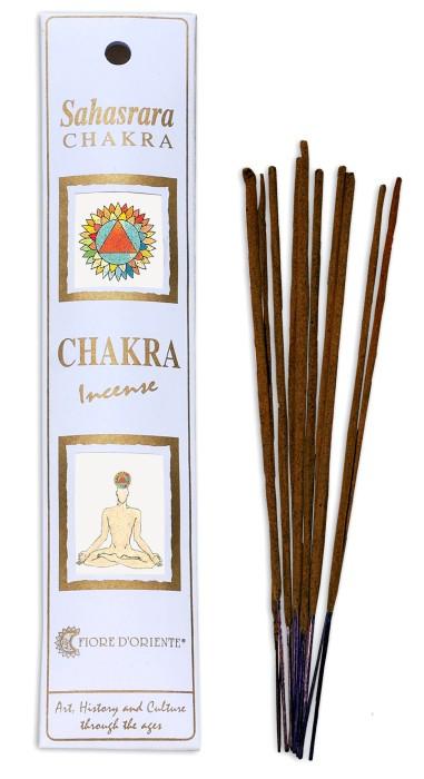 7° Sahasrara Chakra Incense