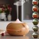 Diffusore Aromaterapia Legno Chiaro