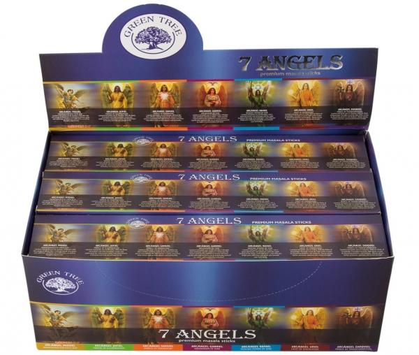Incenso - 7 Angeli