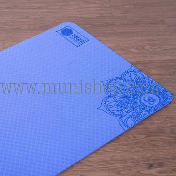 Tappetino MUNI-Yoga Blu