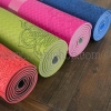 Tappetino MUNI-Yoga Doppia Strato Rosso