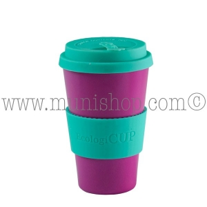 EcologiCUP Viola 400 Ml