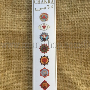 Chakra Box, 3 sticks X 7 Fragranze